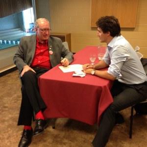 Justin Trudeau Tour 1
