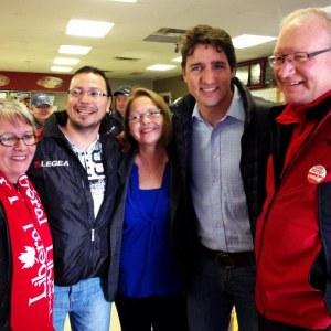 Justin Trudeau Tour 9